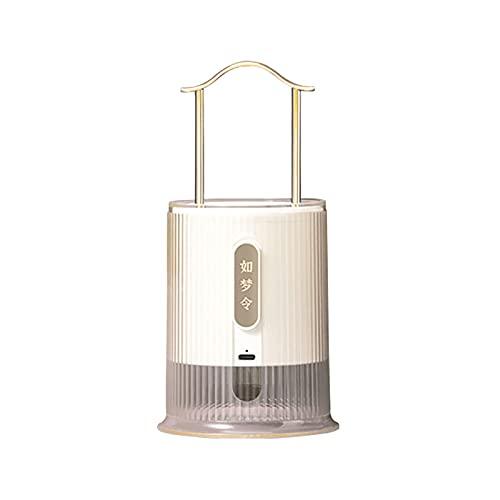 HSD Lámpara antimosquitos portátil y silenciosa de China Antique, el sonido es tan silencioso como 5 dB, para bebés y niños, tamaño del producto 95 cm x 95 cm x 190 cm (enchufe blanco).