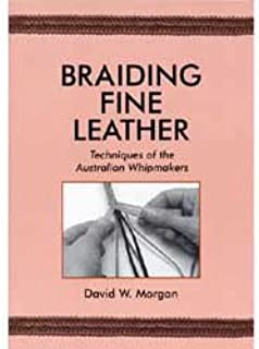 Tandy Leather Braiding Fine Leather Book 66021-00