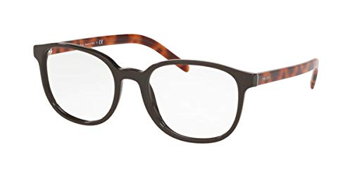 Prada 0PR 07XV Monturas de gafas, Brown, 54 para Mujer