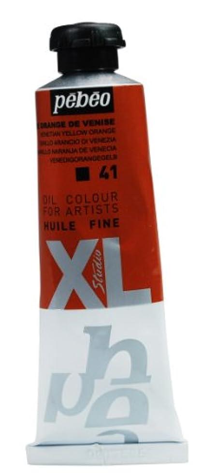 Pebeo Studio Xl Fine Oil 37-Milliliter, Venetian Yellow Orange