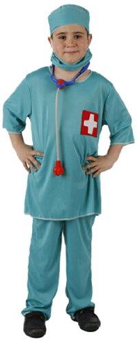 Atosa - 95772 - Costume - Déguisement De Docteur - Taille 2 (5-6 ANS)