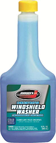 Johnsen's 2942-12PK Windshield Washer Concentrate - 12 oz., (Pack of 12)