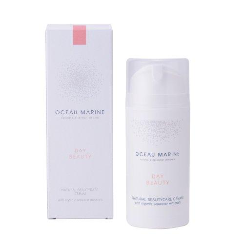 Day Beauty Oceau Marine 100mL - Crème naturelle hydratante et protectrice pour les peaux sensible - 100 % naturelle - A base d'eau de mer isotonique