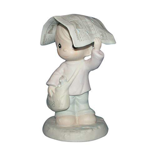 Preisvergleich Produktbild Precious Moments Figur ~ Senden Sie Duschen Of Blessings ~ retired 1992