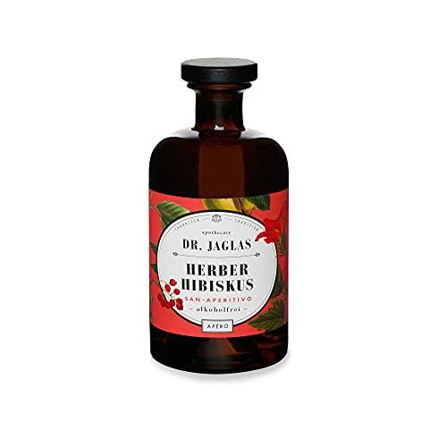 Dr. Jaglas Herber Hibiskus – San Aperitivo  alkoholfrei