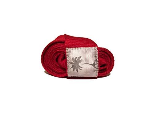 Yatay - Correa de algodón orgánico para yoga (1,79 m),