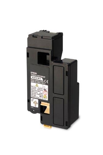 Epson C13S050614 Toner cartuccia per Epson AL-C1700/C1750/CX17, Nero