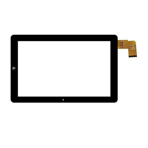 EUTOPING ® Negro Color 10.1 Pulgadas Pantalla tactil Digital para CHUWI HI10 CW1515