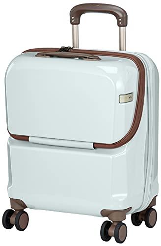 [エース トーキョー] スーツケース クリーディエ コインロッカーサイズ 45cm 45 cm スモーキーブルー