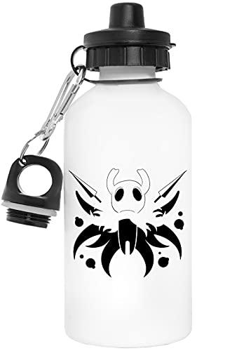 Héroe De Boca de tierra Personaje Reutilizable Blanco Aluminio Botella de Agua Reusable White Aluminium Water Bottle