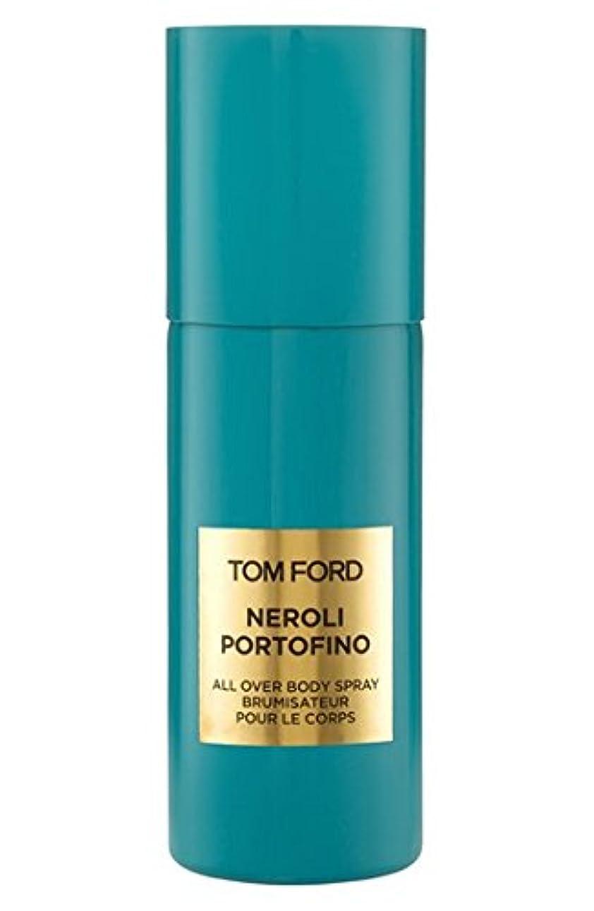 付与保守可能解釈的Tom Ford Private Blend 'Neroli Portofino' (トムフォード プライベートブレンド ネロリポートフィーノ) 5.0 oz (150ml) All Over Body Spray (ボディースプレー)