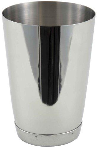 Winco Stainless Steel Bar Shaker, 15-Ounce, 15 Ounce