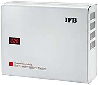 IFB IVS 1454A 130-305V Voltage Stabilizer (White, Metallic Finish)