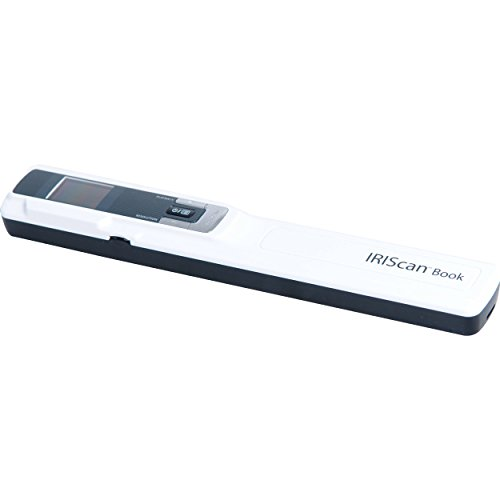 Great Features Of 457888 IRIS IRIScan Book 3 Portable Scanner 457888 B&H Photo Video