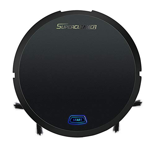 Lowest Price! Intelligent Robot Vacuum Cleaners- Mini Home Sweeper, Automatic Cleaning- Fall Prevent...