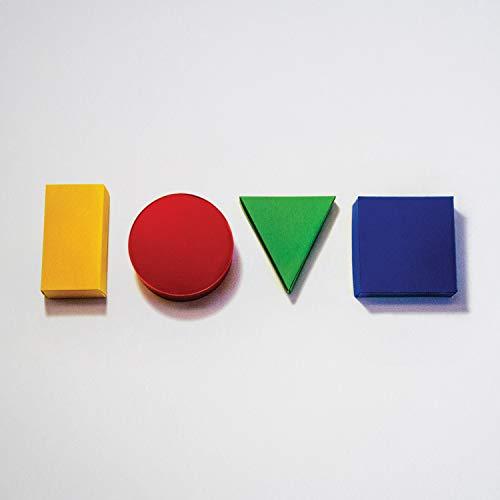 Jason Mraz - Love Is A Four Letter Word [CD]