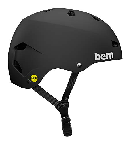 BernHelmetTEAMMACONMIPS搭載MATTEBLACKXL(59-60.5cm)バーンヘルメットメーコンミップスサイクリング自転車BMXスケボー並行輸入