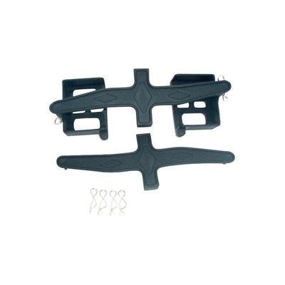 Support pour accu gauche DRIVE&FLY MODELS 6019