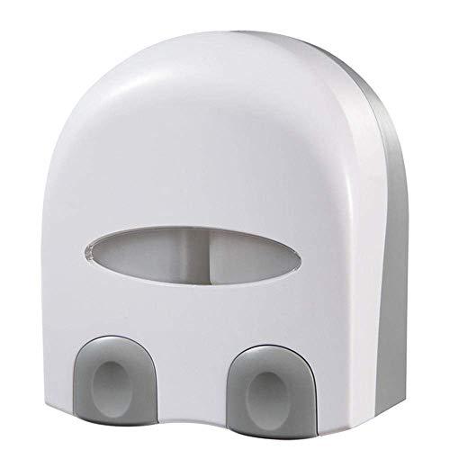 JKCKHA Dispensador de jabón for baño Cocina Office Hotel - montada en la Pared de la Cocina dispensador de jabón en Lugares públicos