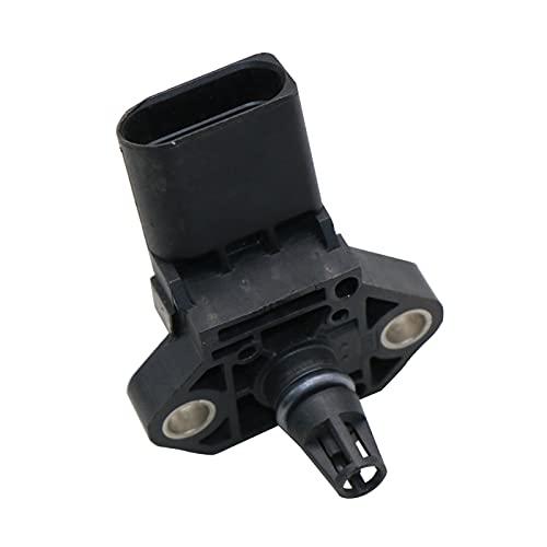 XHL Sensor de presión de los neumáticos OEM 04E906051 Sensor de presión de Aire del colector Mapa Sensor Fit para Audi Asiento Skoda Volkswagen 0261230388 0261230389 Accesorios de Sensor