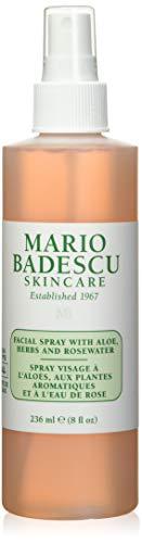 Mario Badescu Facial Spray With Aloe, Herbs & Rosewater - For All Skin Types 236ml