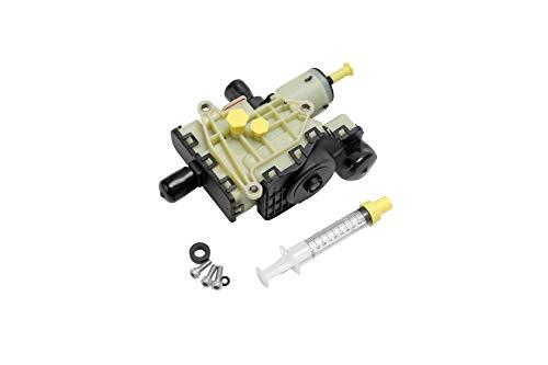 Diesel Exhaust Fluid Pump Kit - Reductant Heater Sending Unit - Fits Ford F250, F350, F450, F550 Super Duty 2011, 2012, 2013, 2014, 2015, 2016 - Replaces BC3Z5L227K, BC3Z5L229L, 904-369, 904369 - Urea