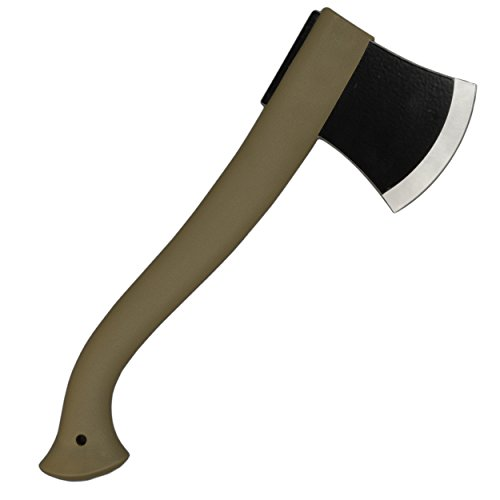 Frosts of Sweden Men's Mora of Sweden Moraknive Camping Axe, Olive, medium