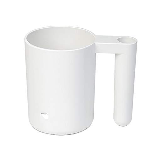 Theekopjes,Dental Cup Mondwater Cup Wash Cup Paar Eenvoudige Thuis Japanse Creatieve Eenvoudige Wind Borstelen Cup 10 * 11.5cm Wit