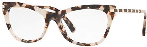 Valentino Gafas de sol VA 3041 5097 marrón/beige HAVANA