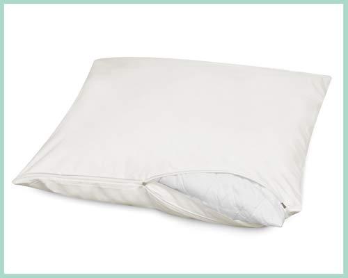 allsana Sensitive Care Kissenbezug 70x90 cm Allergie Bettwäsche für Polster, Anti Milbenbezug für Kopfkissen Österreich, Allergikerbettwäsche