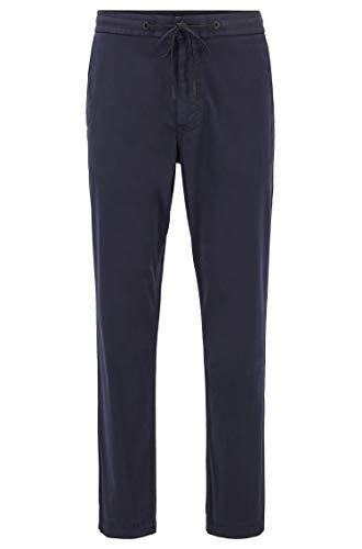 BOSS Herren Sabriel 1 Hose, Blau (Dark Blue 404), W(Herstellergröße: 56)