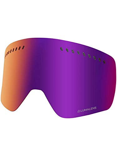 Dragon NFXs Snow Goggle Replacement Lens (Lumalens Purple Ion)
