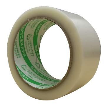 デンカ 養生テープ 養生職人 #650 50mm×25m 30巻 透明