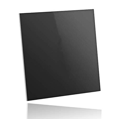 Runshuangyu 4x4 Full ND16 Neutral Density Filter, 4 Stops, Full ND Filters for Swing Away Matte Box Holder (100mm x 100mm)
