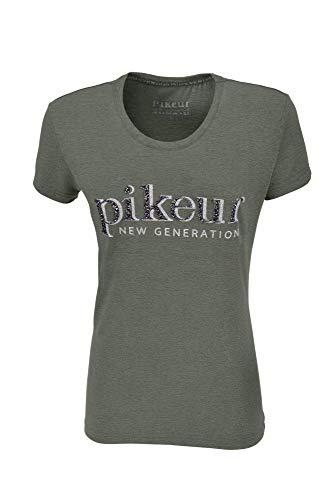 PIKEUR Damen T-Shirt JOAN, laurel green, 38