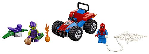 Product Image 6: LEGO Marvel Spider-Man Car Chase 76133 Building Kit, Green Goblin and Spider Man Superhero Car Toy Chase (52 Pieces) (Discontinued by Manufacturer)