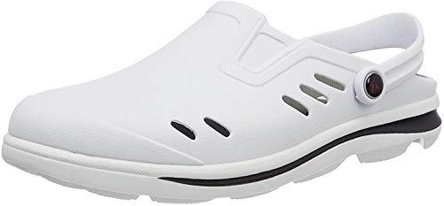 Chung Shi Unisex Dux Ortho Clogs, Weiß, 41 42 EU