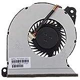 wangch Ventilador de refrigeración de CPU de Repuesto para portátil HP Probook 440, 445, 450, 455, 470, Serie G2, P/N 767433-001