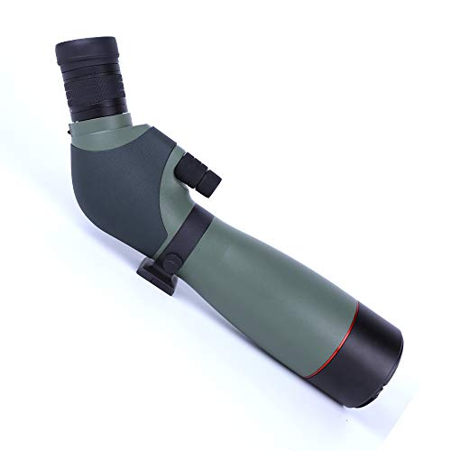 New XUNAN 20-60X82 Profession Spotting Scope APO ED Advanced Lens Optical System High Power Monocula...
