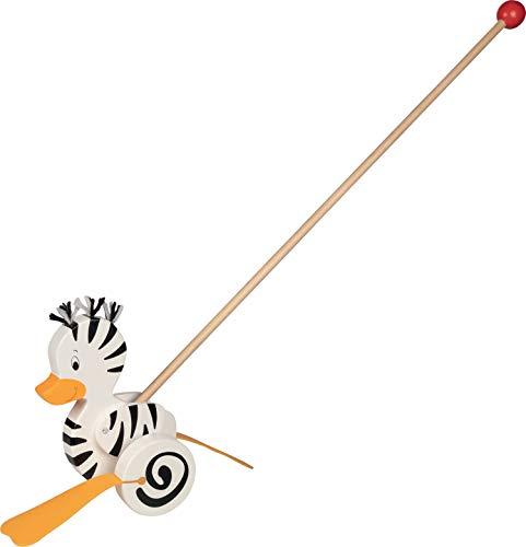 cama24com Schiebetier Zebra-Ente...
