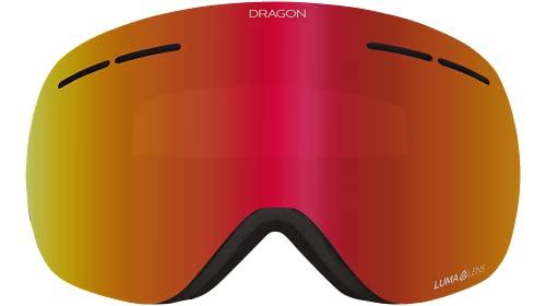 Dragon X1S Bonus Gafas de esquí, Unisex-Adult, Split, Medium