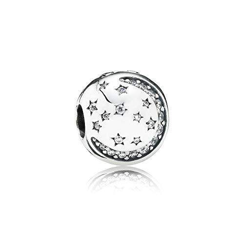 Pandora Silber Charm Funkelnde Nacht 791386CZ