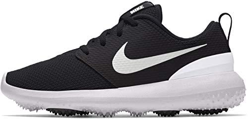 Nike Roshe G, Chaussures de Golf Mixte Enfant, Noir (Negro/Blanco 001), 36 EU