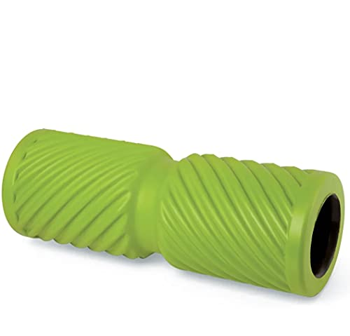 PINOFIT Faszienrolle Wave Pro 43193 - lime - incl. Microfasertuch von carmesin.com