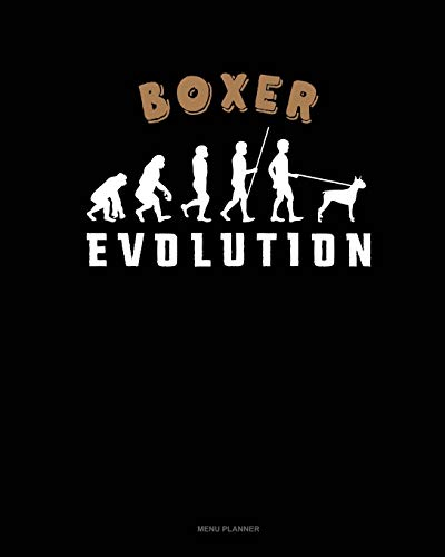 Boxer Evolution: Menu Planner