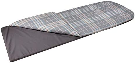 Disc O Bed Duvalay Luxury Memory Foam Sleeping Pad Duvet Ocean Plaid Adult product image