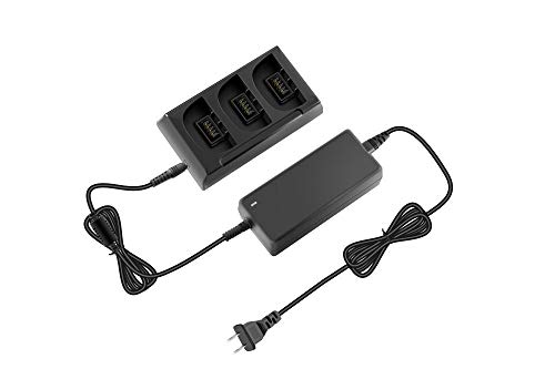 Taoke Ultra-Fast Intelligent Battery Charger Compatible with Parrot Bebop 2 Drone Battery