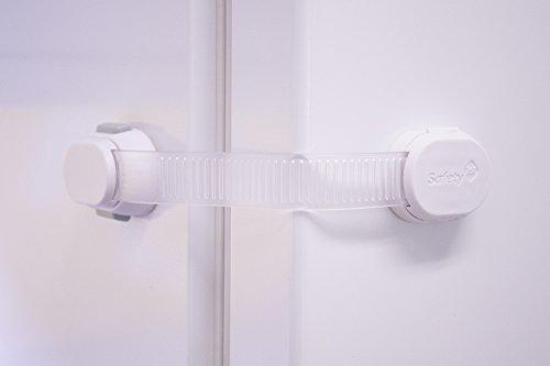 Safety 1st Multi Purpose Lock (White)
