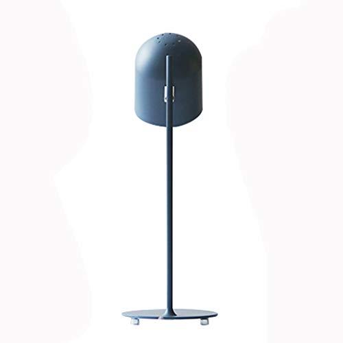 Lampe de table lampe de salon lampe de table macarons lampe de table, personnalité créatrice lampe de table (Couleur : Bleu)