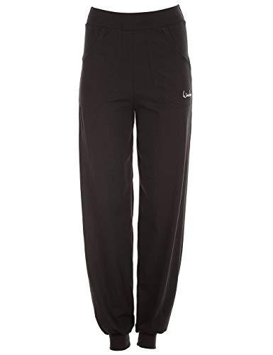 Winshape Pantalon de survêtement Fonctionnel pour Femme XL Noir